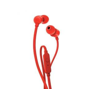 JBL In-Ear Headphone T110BT - Red