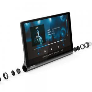 Lenovo Za3v0066ae Yoga Smart Tab ,3gb Ram,32gb Memory,Android Pie,10.1 inch Fhd,Iron Grey