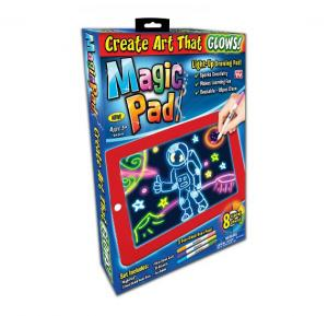 As Seen on TV Magic Pad Drawing Tool Set