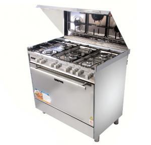 Geepas GCR9063NST 90x60 Free standing Cooking range