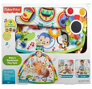 Fisher Price Core Babys Bandstand Play Gym, DFP69