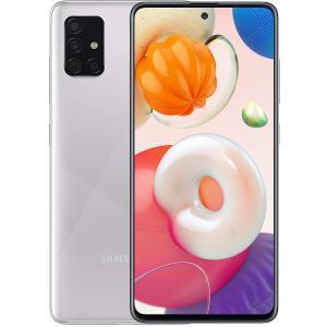Samsung Galaxy A51 Dual SIM 128GB 8GB RAM 4G LTE, Prism Crush White
