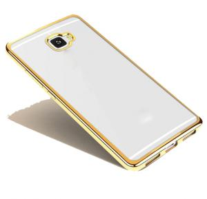 Huawei Compatible Silicon Case for Huawei Y5ll Gold