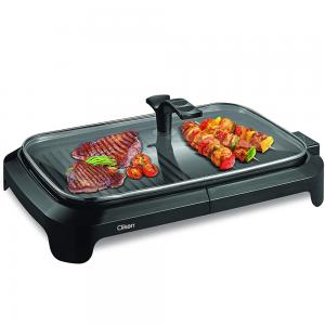 Clikon Non Stick Coated Electric BBQ Grill With LID, CK 2439