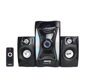 Geepas 2.1 Multimedia Speaker System - GMS8597