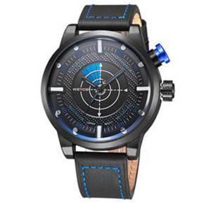 Weide Mens Sports Watch Quartz Back Light Wristwatch - 5201
