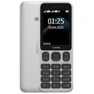 Nokia 125 Dual SIM White 4MB 2G (2020)