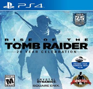 Sony Rise of the Tomb Raider Year Celebration PS4