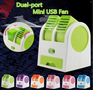 Mini Cooling Fan USB Battery Operated Portable Air Conditioner Cooler, CP0111