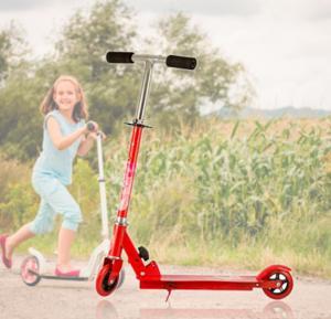 Kids Kick Scooter SC-5306-Red