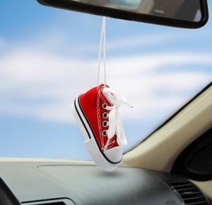 Roadrover Luoshaou Car Air Freshner Strawberry Flavour - 324