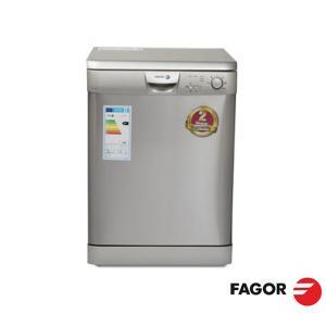 Fagor dishwasher 12 place settings, 5 wash programs,LVF12AEXU