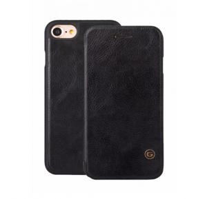 G-Case Leather Business-Style Case For iPhone 7 Black