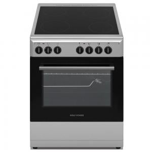 Wolf Power Ceramic Electric Cooker, WCR6060CERMF