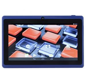 BSNL A1 Tablet 7 inch, Android 4.4.2, 16GB, 2GB DDR3, Wi-Fi, Quad Core, Dual Camera, Blue