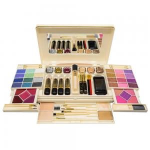 Elemento Belleza Italy Professional Makeup Kit, Ivory