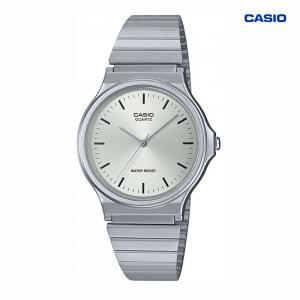 Casio MQ-24D-7EDF Analog Watch For Men, Silver