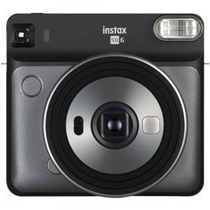 Fujifilm Instax Square SQ6 Instant Film Camera, MFFPIINCSQ6GY, Graphite Gray