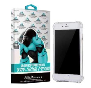 Generic King Kong Protective Case Cover For Apple - Clear
