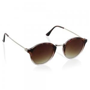 Fastrack NBC085BR2F Womens Full Rim UV-Protected Sunglasses