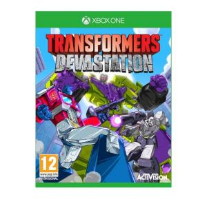 Activision Transformers Devastation For Xbox One