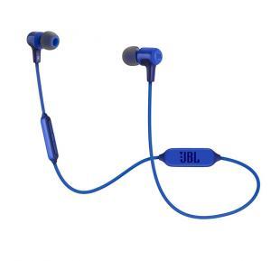 JBL T110BT Wireless In-Ear Headphones, Blue