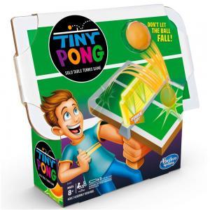 Hasbro Tiny Pong Solo Table Tennis Kids Electronic Handheld Game, E3112