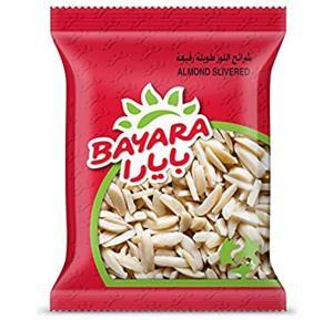 Bayara Almond Silvered 200 gm