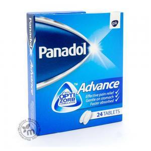 Pandol Advance 24 Tablets