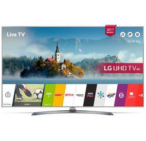 LG 43-Inch Full HD Smart LED TV, 43UK5300