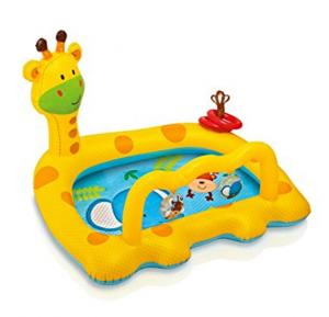 Intex Smiley Giraffe Inflatable Baby Pool - 57105