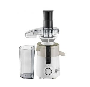 Black and Decker -250W Juice Extractor with large feeding tube,JE250-B5