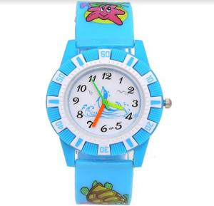 Royalhand Cartoonic fashion kids watch Sea Blue, Royalhand
