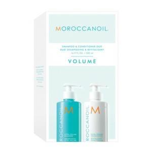 Moroccanoil Volume Shampoo with Conditioner Duo 2X500ML