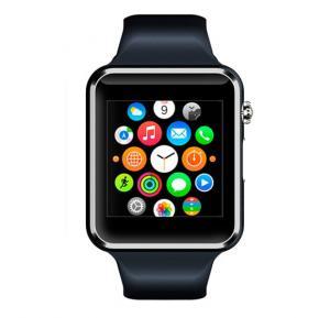 Enet W8 Smart Watch - Black