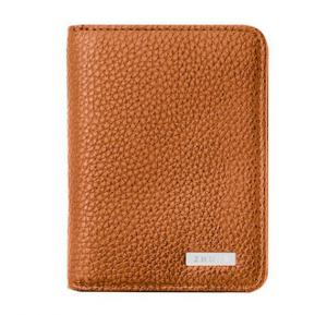 Bluemax Zhuse multiuse Wallet with 4000 mah Powerbank, Brown