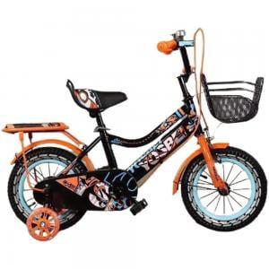 Bait Al Wala Yosbei 14 Size Orange Bicycle