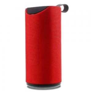 T113 Wireless Bluetooth Portable Wireless Speaker - Red