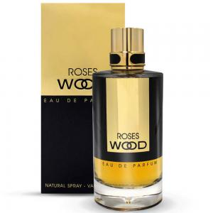 Roses Wood Eau De Parfum For Unisex, 100ml