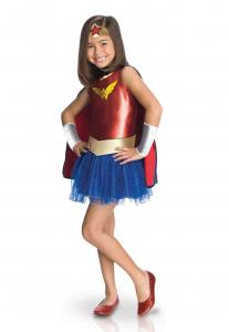Wonder Woman Costume for Girls