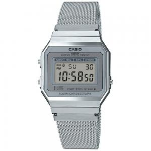 Casio Vintage Series Digital Grey Dial Unisex Watch, A700WM-7ADF D170