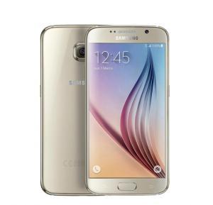 Samsung Galaxy S6 3GB, 32GB 4G LTE, Gold - Refurbished