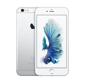 Apple iphone 6 Plus Smartphone, iOS8, 5.5 Inch Display, 1GB RAM, 64GB Storage, Dual Camera, Wifi - Silver