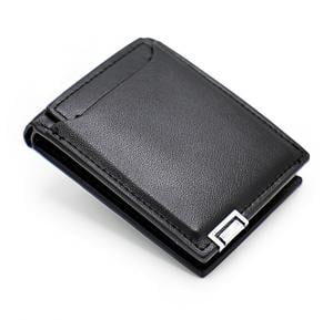 Jiansu Leather Wallet - 18S-17 Black