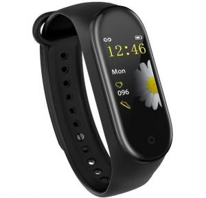Lenosed Smart Band 4 - Sleep Trackers, Water Resistant With Heart Rate & Activity Tracking