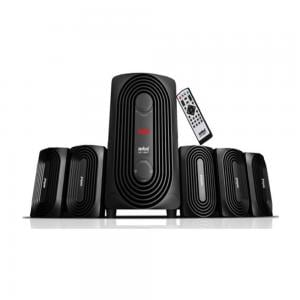 Sanford 5 In 1 Bluetooth Home Theater 5500 PMPO, SF2116BHT BS