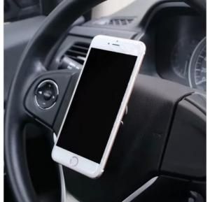 Universal Wall Desk Metal Magnet Sticker Mobile Phone Car Holder