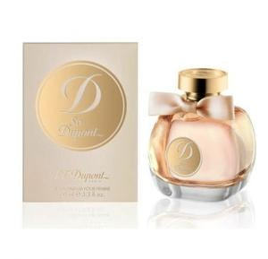 S.T.Dupont So Dupont Pour Femme 100ml Edt Spray