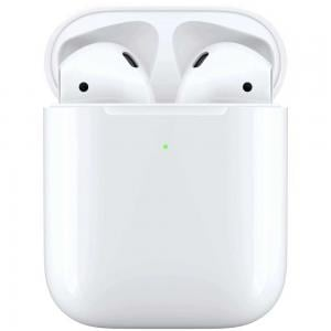 First Quality Airpods Wireless Headset With Charging Case