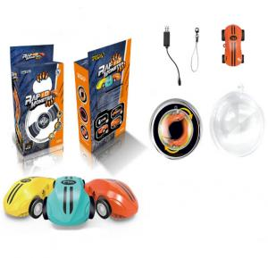 Hobby Leader Christmas Gift High Speed Car Crazy Spinner 360° Spinning With Flashing Light Novelties Toys